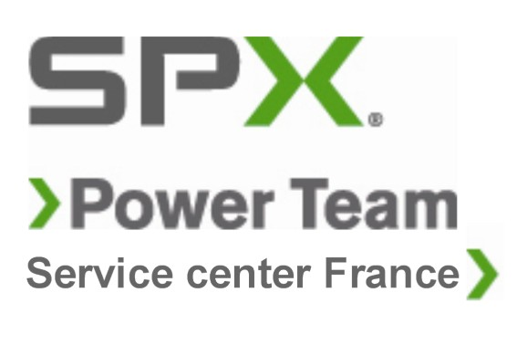 LOGO SPX POWER TEAM