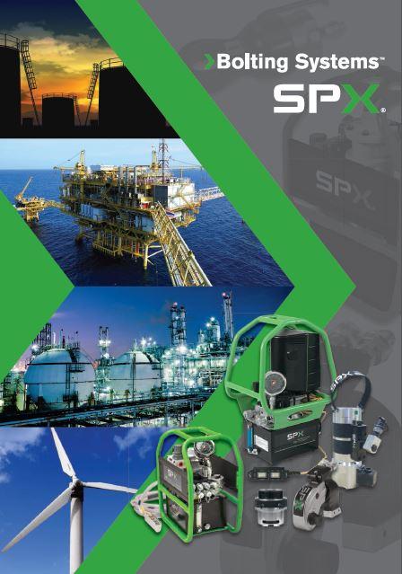 Catalogue SPX POWERTEAM BOLTING Bs1408