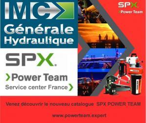 service center france spx power team